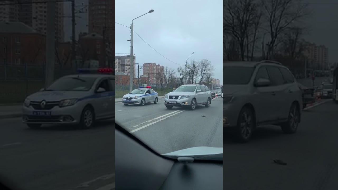 В Ростове «ВАЗ» сбил трёх пешеходов, один скончался
